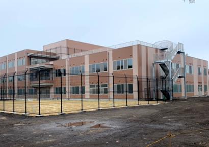 工事名 独立行政法人国立病院 病棟等建替整備工事